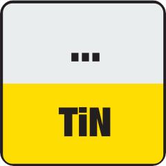 TiN (Titannitrid) Beschichtung
