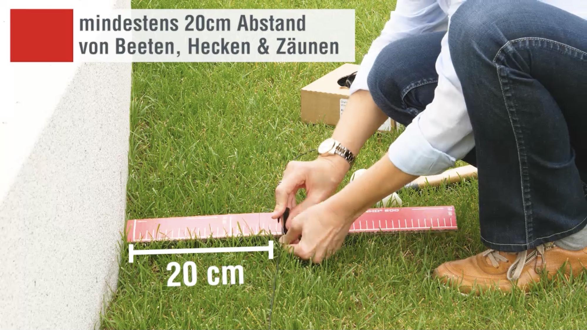 AL-KO-Robolinho-20cm-Abstand-zu-festen-Grenzen