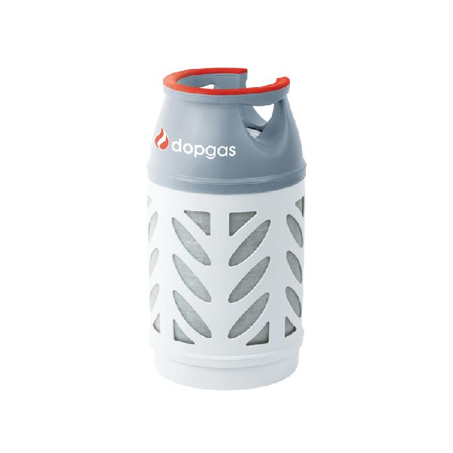 Flüssiggas Euro-Stahlflasche groß