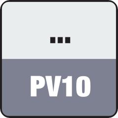 PV10 Beschichtung