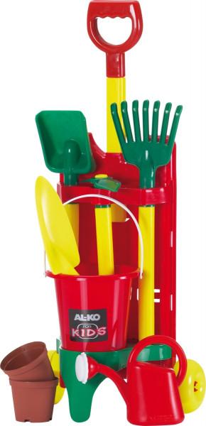 AL-KO Spielzeug und Gartenwerkzeuge für die Kleinen