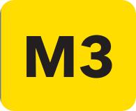 M3 Austenitische Edelstähle - mittlere Verarbeitbarkeit 550-850N/mm²