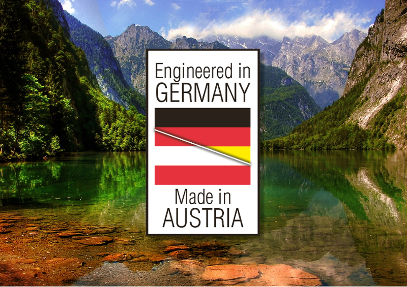 Rasenmaehrer Made in Austria