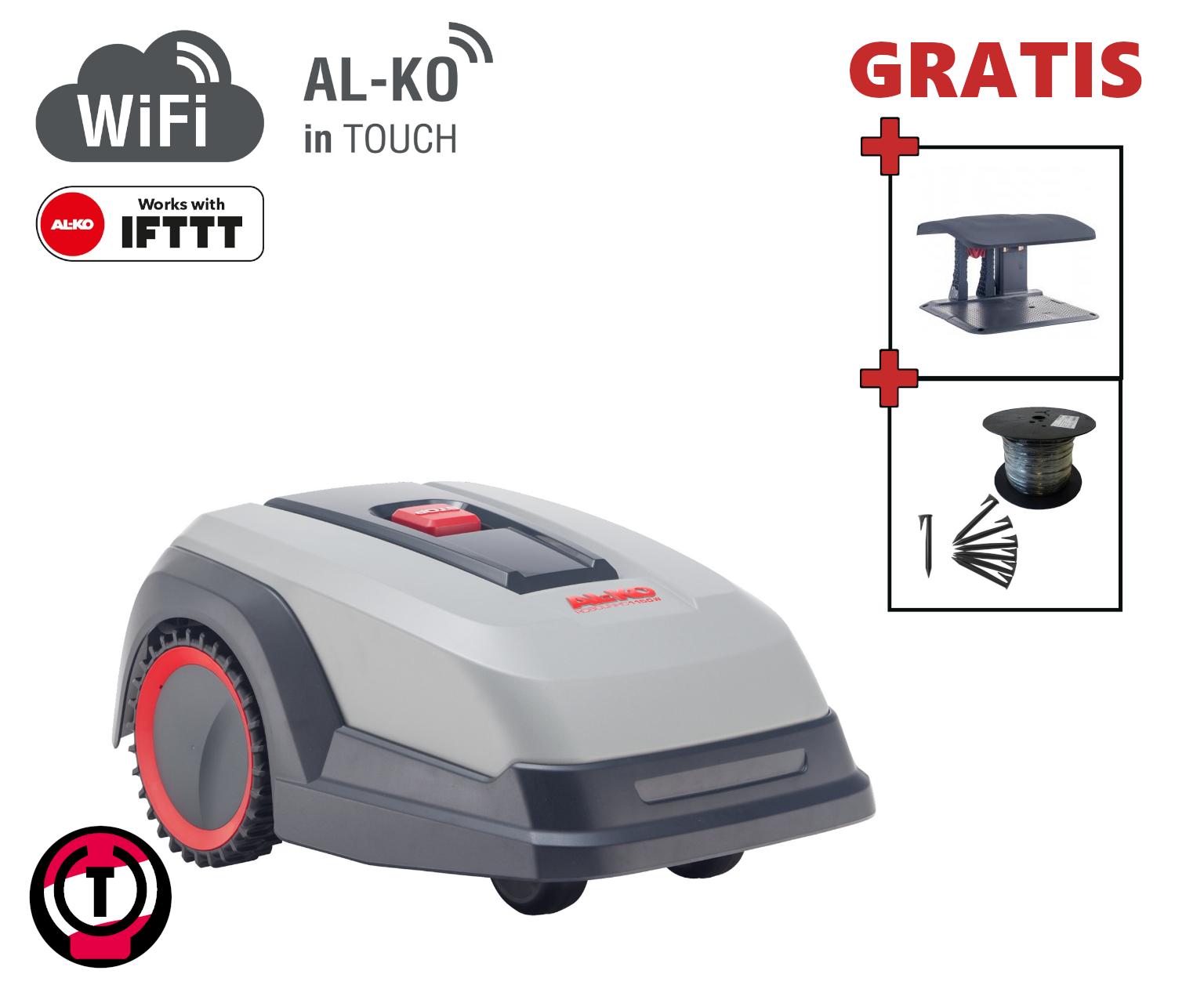 AL-KO-Robolinho-1150-W-rasenroboter-set