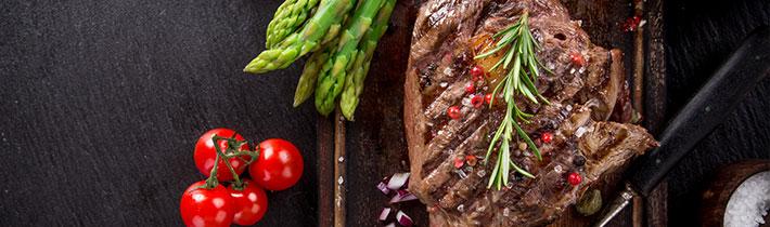MASPORT BBQ Rezepte für Ihren Gasgrill - STEAK