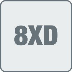 8XD WN