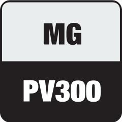 PV300 Beschichtung