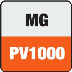 PV1000 Hartstoff Beschichtung