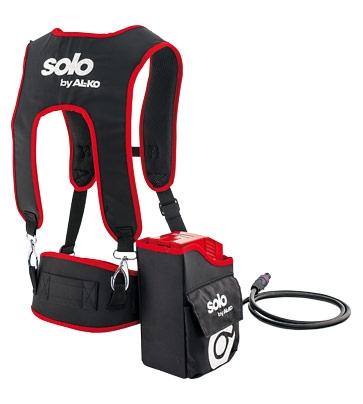 Solo-by-AL-KO-BTA-42-Akku-Tasche-mit-Schultergurt