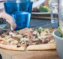 Masport BBQ Gourmet Set - Pizza wie beim Italiener