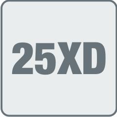 25XD WN