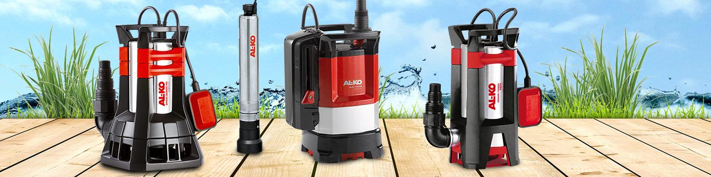AL-KO_Wasser-pumpen_Tauchpumpen