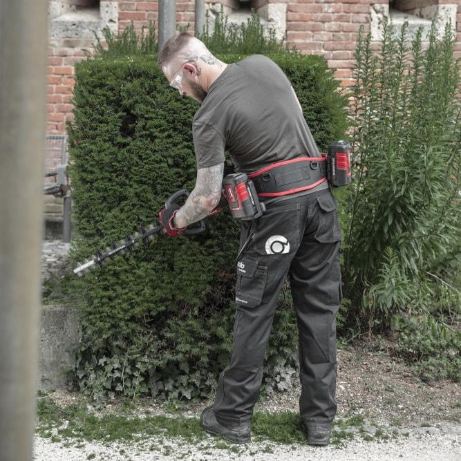 Solo-by-AL-KO-BBA-40-Akku-Guerteltasche-fuer-ermuedungsarmes-Arbeiten