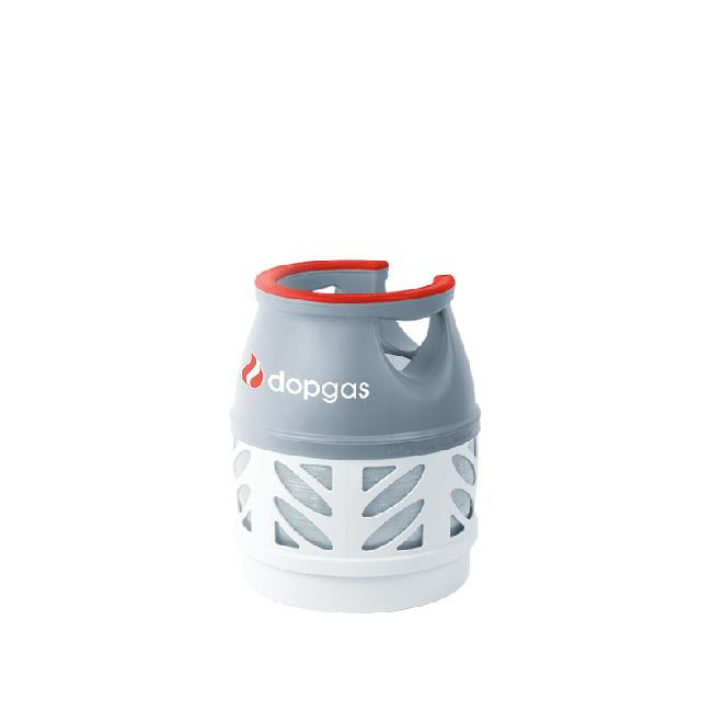Flüssiggas Euro-Stahlflasche 11kg groß