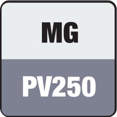 PV250 Beschichtung