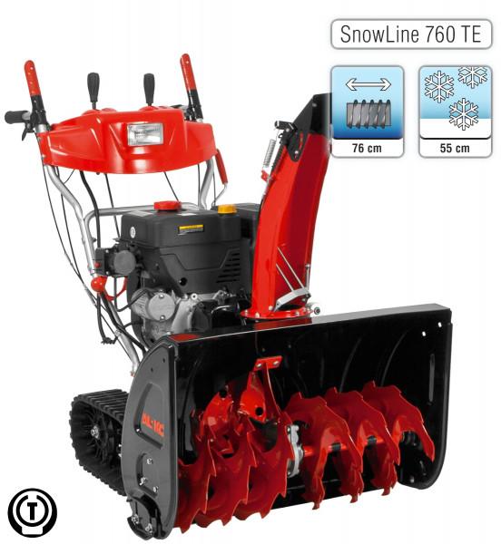 AL-KO Schneefräse Snowline 760 TE