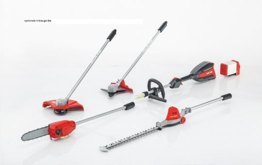 AL-KO Akku Garten Multitool MT-42 Power Flex Set Optionen